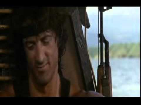 John Rambo -Man Against the World.