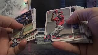 2018 Bowman Draft Baseball JUMBO Box 'Random Pack' + Transcendent Spot GB