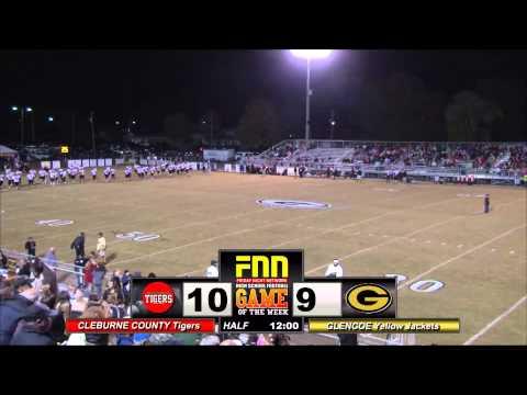 FNN Game Of The Week Cleburne County at Glencoe