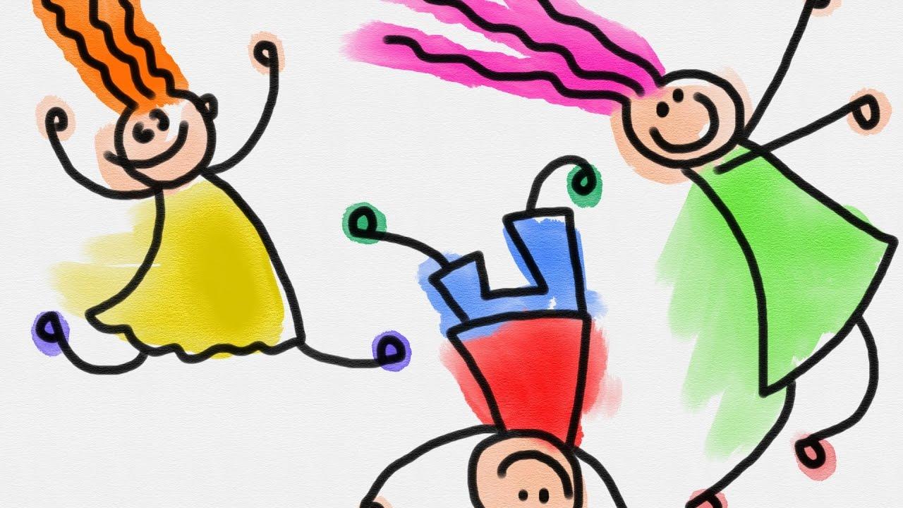 Гиперактивные дети картинки нарисованные