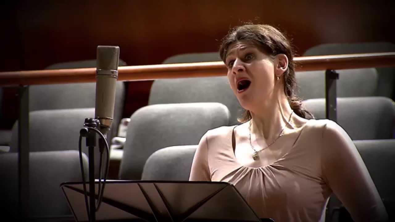 Verdi's Aida: Anja Harteros records 'O Patria mia' with Antonio Pappano for Warner Classics
