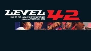 Level42 - Bass Solo + Love Game - Live at Java Jazz Festival 2007