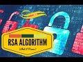 شرح التشفير RSA بالمفتاح العام و الخاص PRIVATE AND PUBLIC KEY ENCRYPTION , DECRYPTION