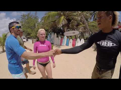 Surfing - Punta Cana, Dominican Republic - Macao Surf Camp