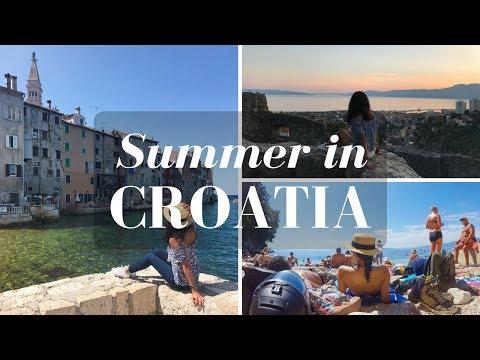 Summer in Croatia | Zlatni Rat, Split, Rovinj, Rijeka | Seize your Style!