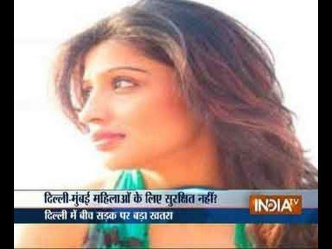 India TV debate: Delhi, Mumbai not safe for women-2