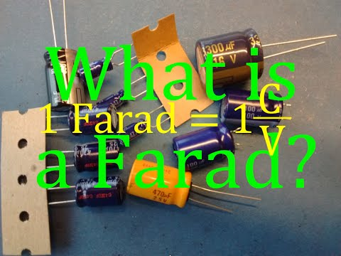 What is a Farad? An Explanation