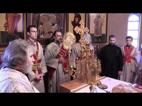 Russian Orthodox Christmas Liturgy in St. George's Church