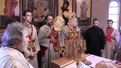 Russian Orthodox Christmas Liturgy in St. George's Church