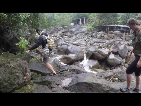 Elephant Springs, Hue, Bach Ma national park, Vietnam