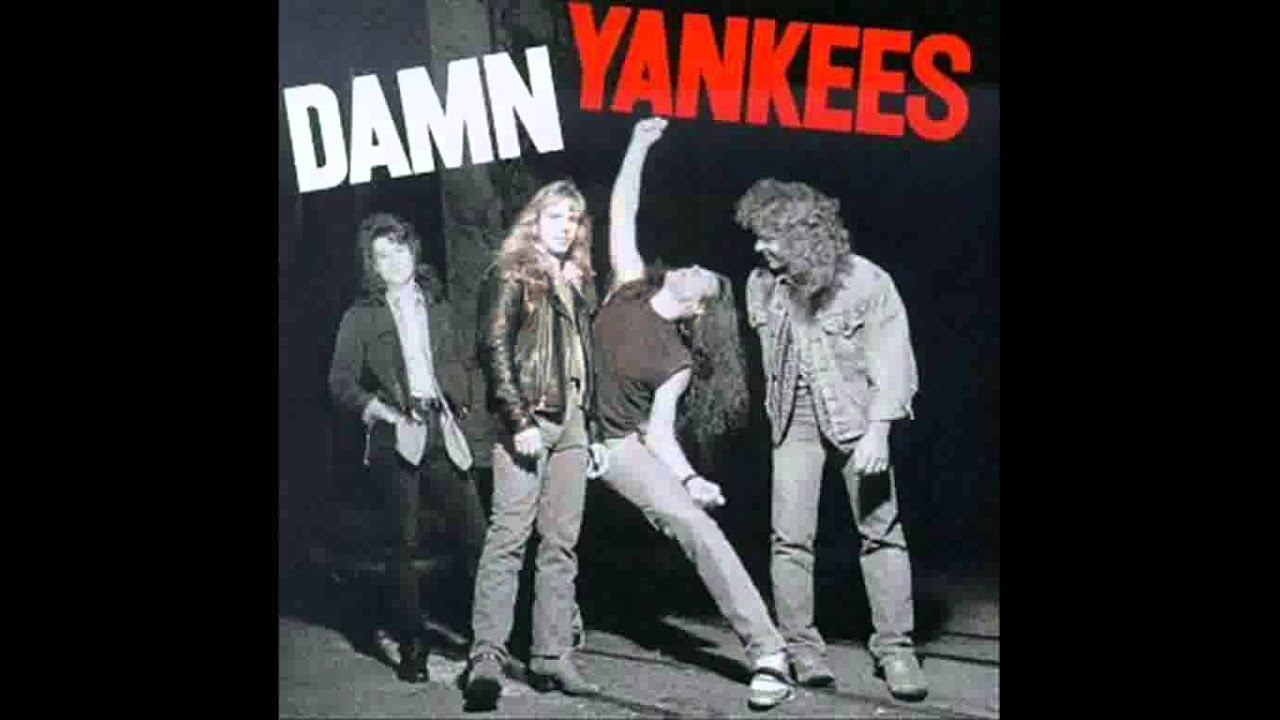 DAMN YANKEES - HIGH ENOUGH (LIVE VERSION) LYRICS