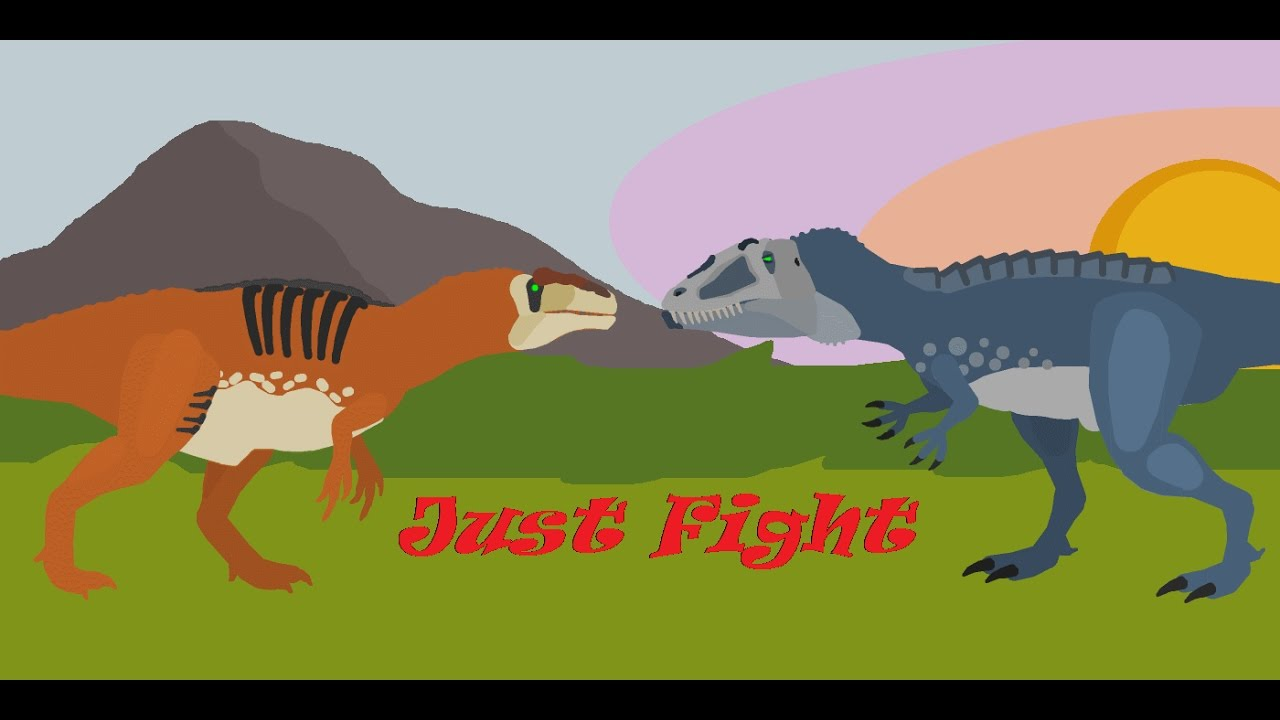 Image result for acrocanthosaurus vs carcharodontosaurus