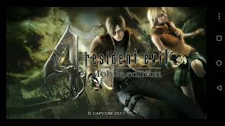 Resident evil 4 on Android Link download