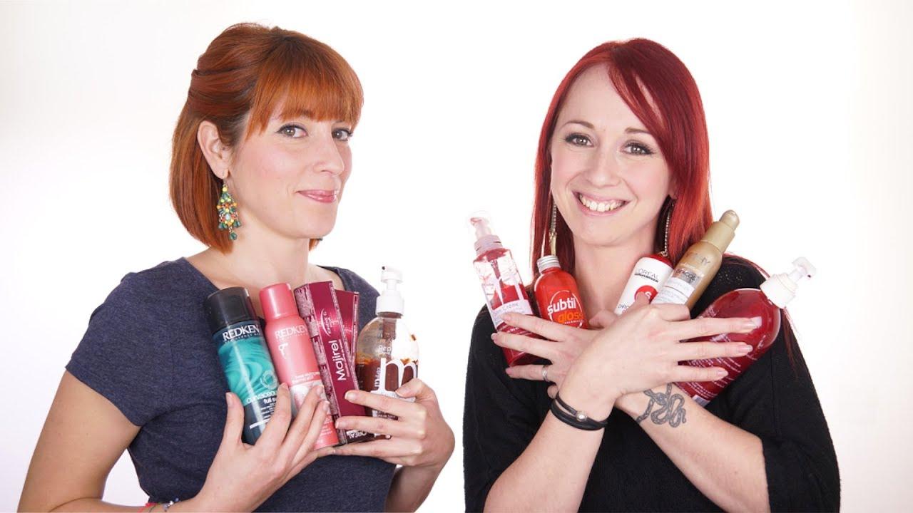 comment se colorer les cheveux en rouges et roux entretien et soins des cheveux colors youtube - Coloration Maison Rousse