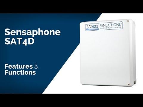 Sensaphone SAT4D