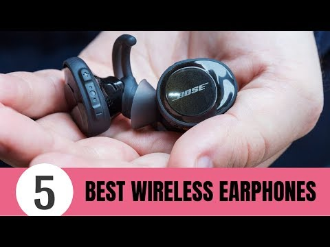 5 Best Wireless Earphones Under $100 With Good Bass & Sound Quality