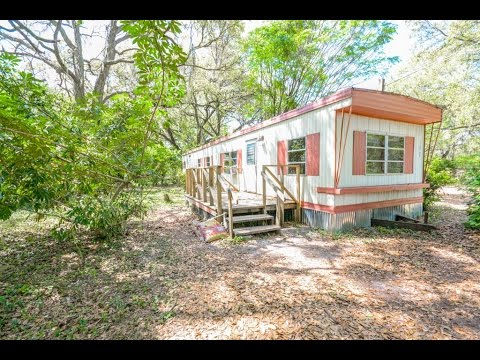 Broadway Ave Tampa Fl Mobile Home On Acreage By Real Estate Agent Duncan