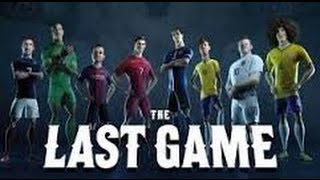 Nike Football: The Last Game ft. Ronaldo, Neymar Jr., Rooney, Zlatan, Iniesta & more