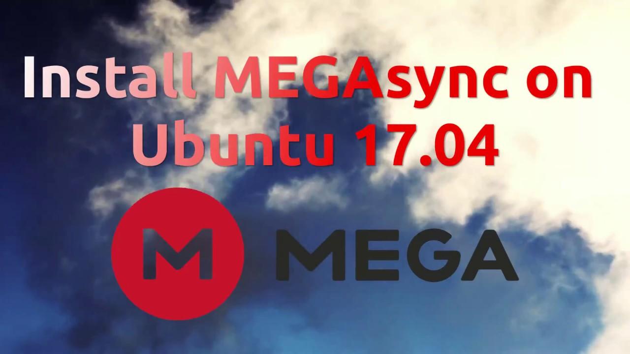 megasync download ubuntu
