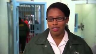 Die härtesten Gefängnis Wärterinnen der USA Doku über Gefängnis Wärterinnen Teil 3
