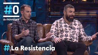 LA RESISTENCIA - Pantomima Full: El debate | #LaResistencia 05.03.2019