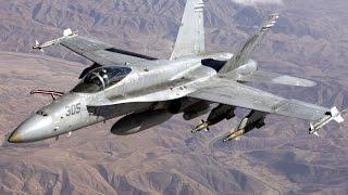 KSP McDonnell Douglas F 18 hornet speedbuild 100% stock