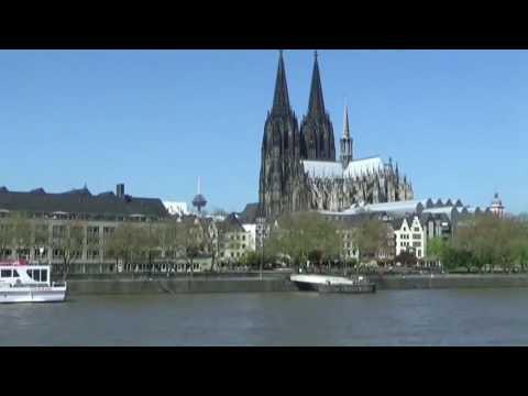 Amsterdam -   Basel  Kreuzfahrt Auf Dem Rhein