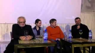 Видеозапись дискуссии «Как менялись общественные пространства от 90-х до наших дней»