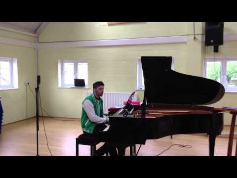 Sean Rumsey- Payphone live for Banbury Sound