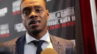 ERROL SPENCE IF I SEE A KNOCKOUT I'M GOING TO AFTER IT WITH MIKEY GARCIA