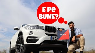 BMW X6 2016 cu date verificate la dealer