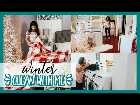 CLEAN WITH ME! OFFICE, BEDROOM, BEAUTY ROOM, AND LAUNDRY ROOM