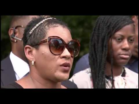 Family of alleged R. Kelly victim press conference