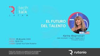 EL FUTURO  DEL TALENTO - Karina Besprosvan