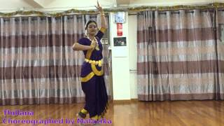 Malavika - New teacher at Cosmic Dance