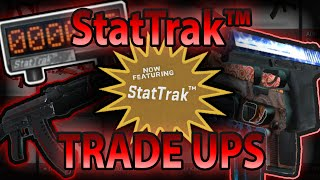 STATTRAK TRADE UP CONTRACT! PROFIT!
