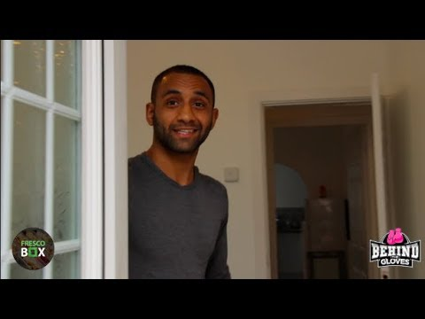 EXCLUSIVE: INSIDE THE GALAPAD! KID GALAHAD GIVES BEHIND THE GLOVES A TOUR OF HIS HOUSE IN SHEFFIELD