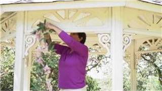 Wedding Ceremony Decorations : How To Decorate A Gazebo For A Wedding