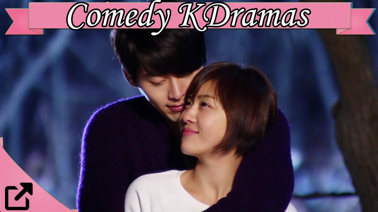 Top 10 Comedy Korean Dramas 2016 (All the Time)