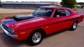 1972 Dodge Dart Demon 340 V8 Muscle Car