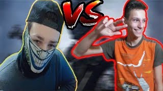 Generalu VS Shavo(FRATE-MIU) in SLOW MOTION !!