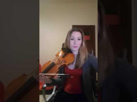 Despacito-Luis Fonsi & Daddy Yankee// Facebook Live Violin cover: OLivia AR