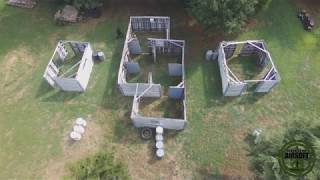 Cedar Creek Airsoft Drone Footage August 13-14
