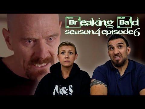 Breaking Bad Season 4 Episode 6 'Cornered' REACTION!!