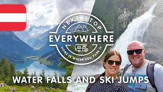 Water Falls And Ski Jumps - Krimml, Innsbruck and Austria | Next Stop Everywhere