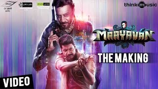 Maayavan Making Video