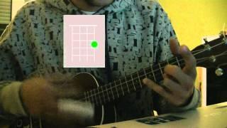Coldplay - The Scientist Ukulele Tutorial