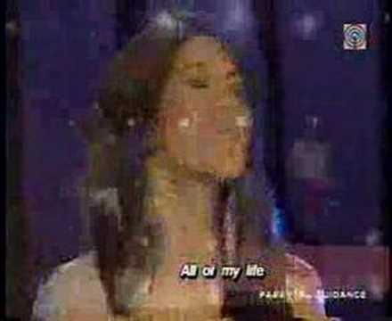 Geneva Cruz sings it might be you