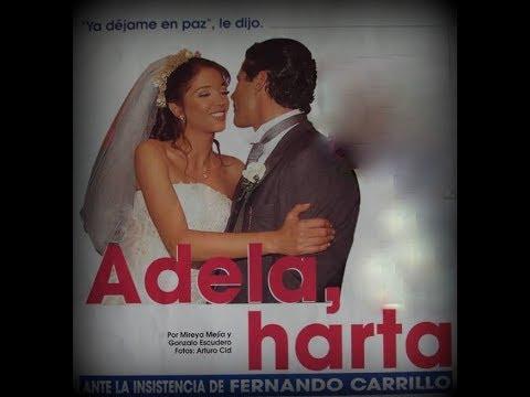 ADELA NORIEGA, SE HARTÓ DE FERNANDO CARRILLO ?(SI TU SUPIERAS)
