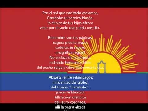 Himno del Estado Carabobo